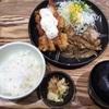 オリジンダイニングのチキン南蛮&生姜焼き定食