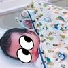 【40w1d出産しました】健診行ったら破水してると言われあれよあれと産まれました