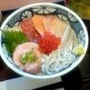 上海鮮丼(外食)