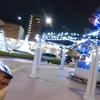 北名古屋市西春駅から常滑駅まで。約46kmのナイトラン!その①