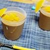 レンジdeレシピ!オレンジ香るチョコプリンの作り方