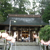 """2019年の上半期の厄落としに飽波神社の""""夏越の大祓""""に行ってきました。"""