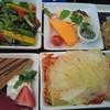 ポーランド航空プレエコの機内食とエンターテインメント