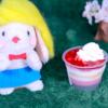 【真っ赤ないちごパフェ】ファミリーマート 3月10日(火)新発売、ファミマ コンビニスイーツ 食べてみた!【感想】