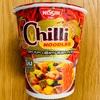 【 NISSIN  Chilli NOODLES 】タイのカップヌードル 実食‼️