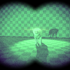 【Unity】【Camera Play】暗視エフェクト「Night Vision」