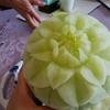 メロンのお花