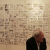 早稲田美研60−70 第7回展 出品録(4)。