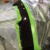 ニコイチ バンパー製作 ② セレナ 【徳島で高品質エアロ加工なら