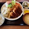 🚩外食日記(9)    宮崎ランチ   「お食事処  ちよ」② より、【A定食(チキン南蛮、チキンカツ)】‼️