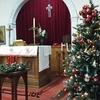 12月24日草津聖バルナバ教会 クリスマスイヴ礼拝