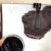 【カラーバターのダークシルバー】ブリーチありの金髪に黒染めできるのか?仕上がりは?