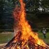 縄文土器 野焼きに魅せられた2回目の体験
