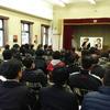 2ヵ所目の旧関城町河内公民館でも大勢の方に訴えを聞いていただきました。