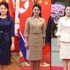 (韓国の反応) 哨戒艦沈没:李雪主はツーピース北朝鮮女性ファッショントレンドは