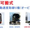 2021阪神高速道路に新たな半固定式オービス3箇所設置!自動速度取締機設置場所