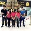 国際青少年連合 福岡から山形 海外ボランティア団員 写真集-3