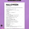 アメリカの文化も学びながら英語学習!ハロウィンチャレンジカレンダー!