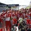 MotoGP 第10戦オーストリアGPの決勝 DUCATI勝利!!