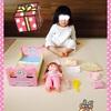 ☆ メルちゃん入門セットで遊ぶ クリスマスプレゼント④《1歳6ヶ月》