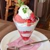 もう一度食べたかった!ロイホの「苺とパンナコッタのパフェ」