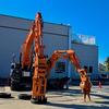 【茨城・土浦】日立建機土浦フェスティバル【イベント】【2017年】【建設機械】