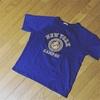 GUで購入したTシャツはアメリカン