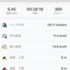 Week4 Running