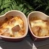 高野豆腐のトマチーズ焼き