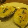 ピノグリと牡蠣のグラタン、明太いくらの冷製カッペリーニとか