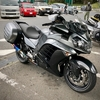 Kawasaki 1400GTR納車!