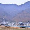 雪景色じゃない しなの鉄道も撮影しました その③
