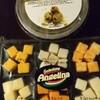 【食べてみた】成城石井の「6種類の盛り合わせチーズ」は食べ比べが楽しい!