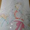 万葉姫新作開始:天平装束