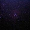 「散開星団NGC2244」の撮影 2020年10月25日(機材:コ・ボーグ36ED、スリムフラットナー1.1×DG、E-PL5、ポラリエ)