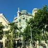 スペイン旅行記(1)バルセロナ アントニオ・ガウディの建築を見て回った一日
