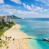 ハワイの魅力は海