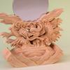 竜彫の神鏡を真正面にド真ん中に置きたい 極上竜彫神鏡シリーズ