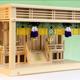 今なら無料で房の色が変えられるガラス箱宮神殿のすだれ付き仕様