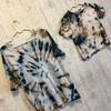タイダイ染めに挑戦してみませんか?意外と簡単!親子で手作りTシャツ。夏休みの宿題にも。