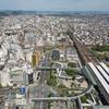 岐阜シティ・タワー43からの眺め