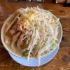 ダルマ食堂 小新店 @新潟市西区 ちゃんタンメン野菜増し&ミニチャーハン