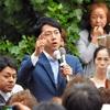 進次郎氏、小池氏は「出ても無責任、出なくても無責任」