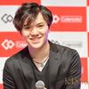 2021.5.31 KISS & CRY 宇野昌磨選手が「コラントッテ」新商品発売記念イベントに登場!「今よりももっと成長した姿で、オリンピックの舞台に立ちたい」