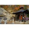 福島市・岩谷観音を訪ねた–– 信夫山の岩肌に刻まれた六十余体の磨崖仏