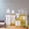 植物オイル100%の純石鹸からできた洗剤**