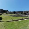 勝連城跡に行ってみた。美しい城と360度の絶景が楽しめる無料の世界遺産