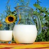 夏のお出かけに液体ミルク