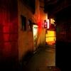 どこか怪しい富士吉田。フジファブリックの流れる喫茶店、赤く燃える愛人のスナック