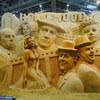 砂の美術館『第10期 砂で世界旅行・アメリカ編 〜世界に誇る大自然と自由の国を訪ねて〜』